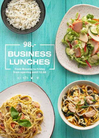 Business-lunch