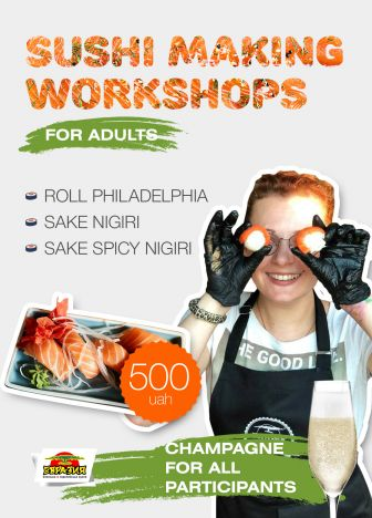 Workshops for adults